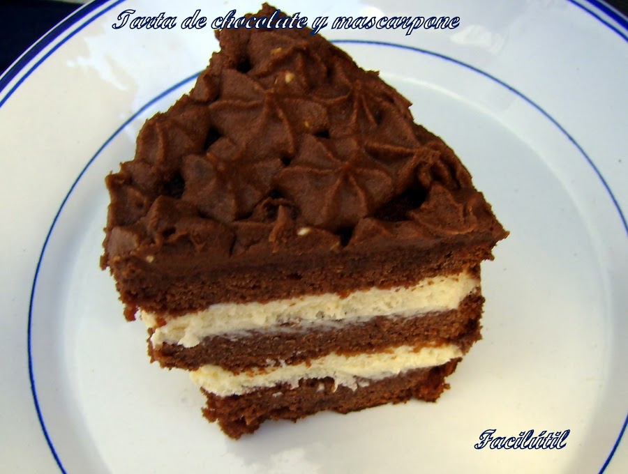 Tarta-de-chocolate-y-mascarpone