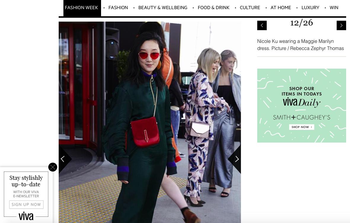 Nicole Ku | Nicrific Viva Fashion Week