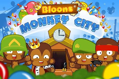 Bloons Monkey City (MOD, unlimited money) APK Download
