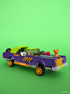 the lego batman movie - the joker notorious lowrider - ready to hit the open road
