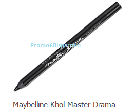 Logo Diventa tester Maybelline Khol Master Drama