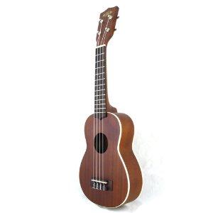 ka s mahogany soprano ukulele for sale. Black Bedroom Furniture Sets. Home Design Ideas