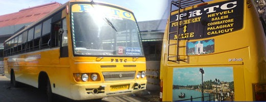 Prtc Buses From Pondicherry To Outstation Bus Timings