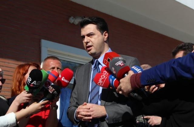 Lulzim Basha: The removal of Edi Rama, an issue of Albania's National Emergency