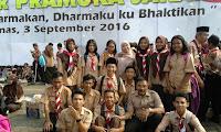 SMAN 110 Peringatan Hari Pramuka ke-55 DKI Jakarta