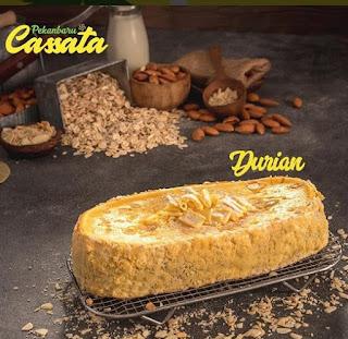 Pekanbaru Cassata Cake Oleh Oleh Pekanbaru dari Denny Cagur