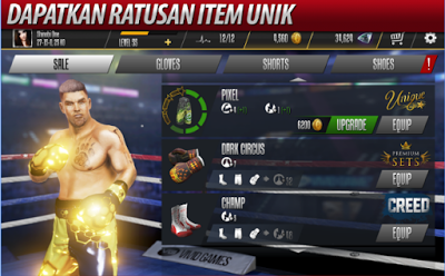 Real Boxing 2 ROCKY Mod Apk Data