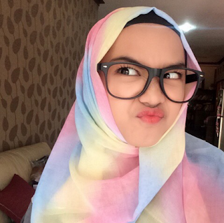 Model Hijab Ria Ricis