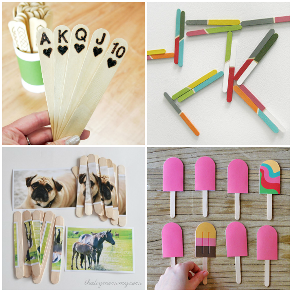 50 Best Ways To Use Craft Sticks For Learning in Early Childhood | you clever monkey