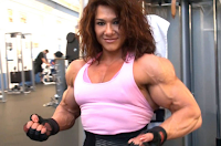 Top 5 Female Bodybuilder with biggest biceps