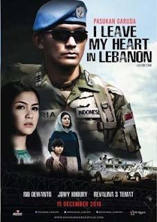 Download Film Pasukan Garuda: I Leave My Heart In Lebanon (2016) DVDRip