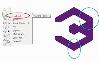Tutorial Cara Mudah Membuat Desain Logo dengan CorelDRAW untuk Pemula dan Menengah