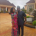 """Odi I Worship The Ground You Walk On""-  Mercy Johnson To Husband On Her Inauguration As SA To Governor Bello"