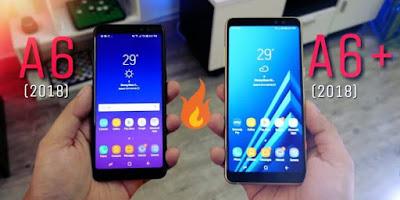 Harga Dan Spesifikasi Samsung Galaxy A6 Dan A6+