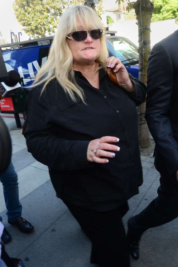 Michael Jackson's ex-wife Debbie Rowe accidentally burns down friend's cottage