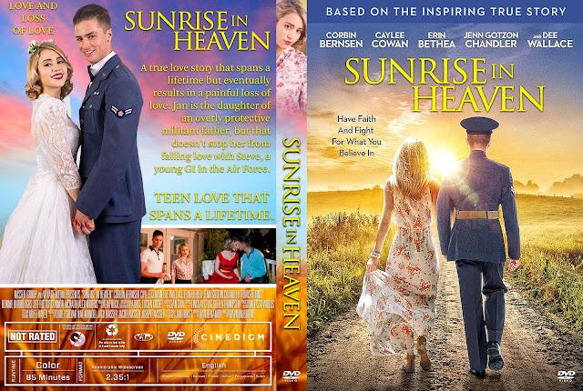 Sunrise in Heaven DVD Cover