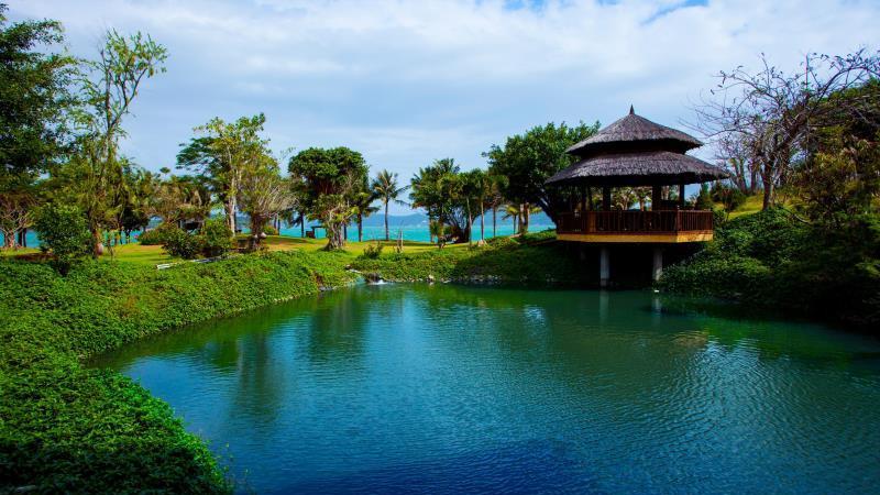 Hòn Tằm Eco Green resort Nha Trang