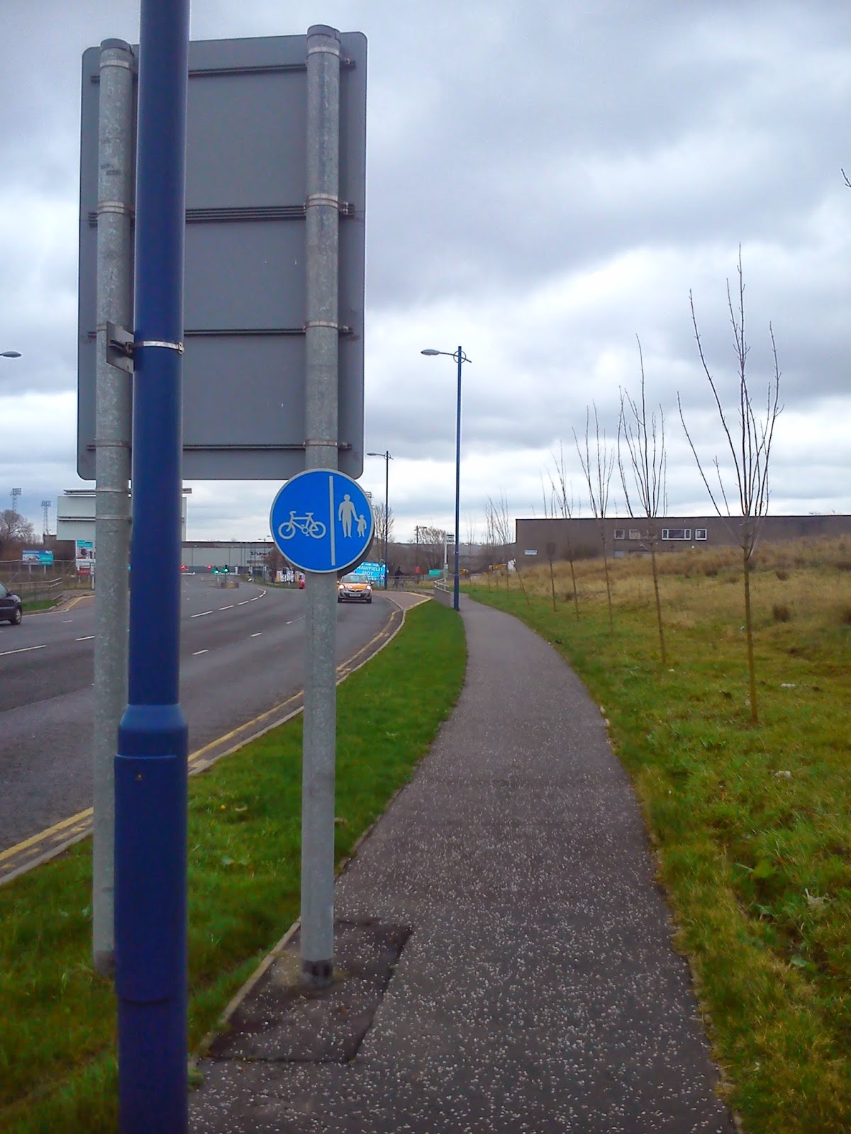 Yes Green Infrastructure: Cycle Infrastructure In Glasgow: March 2014