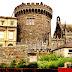 O famoso castelo de Dublin & The Temple Bar