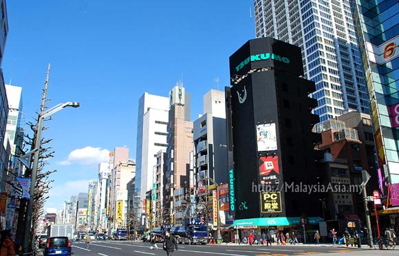 Main Street Akihabara