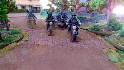 Kradshutzen Recon Patrol