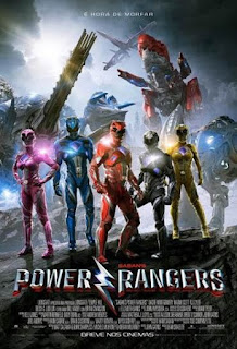 POWER RANGERS DUBLADO 2017