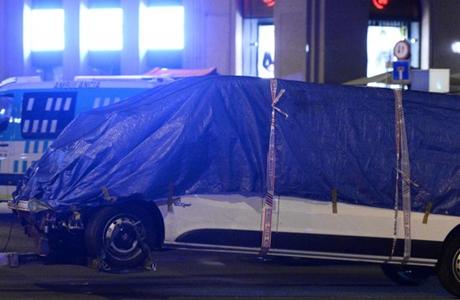 Serangan Teroris di Barcelona Tewaskan 13 Orang