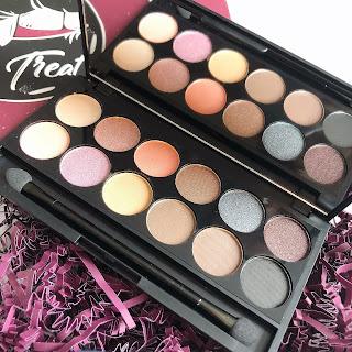 Sleek Makeup - Eyeshadow Palette: Oh So Special