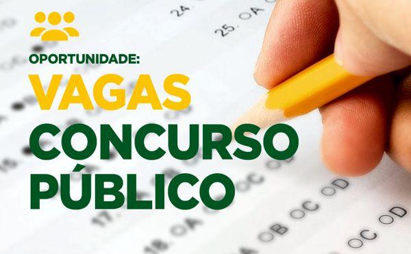 BRASIL - CONCURSOS PÚBLICOS OFERECEM 12 MIL VAGAS COM SALÁRIOS DE ATÉ R$ 29 MIL - VEJA..
