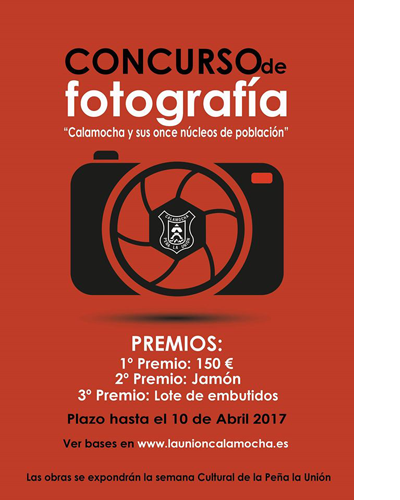 VIII Concurso de Fotografía Peña La Unión