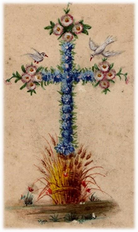 Oraci n a la santa cruz para protecci n de peligros mal - Quitar mal de ojo en casa ...