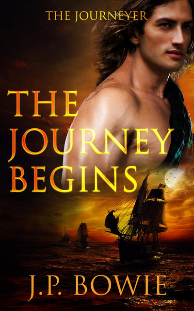 The Journey Begins cover