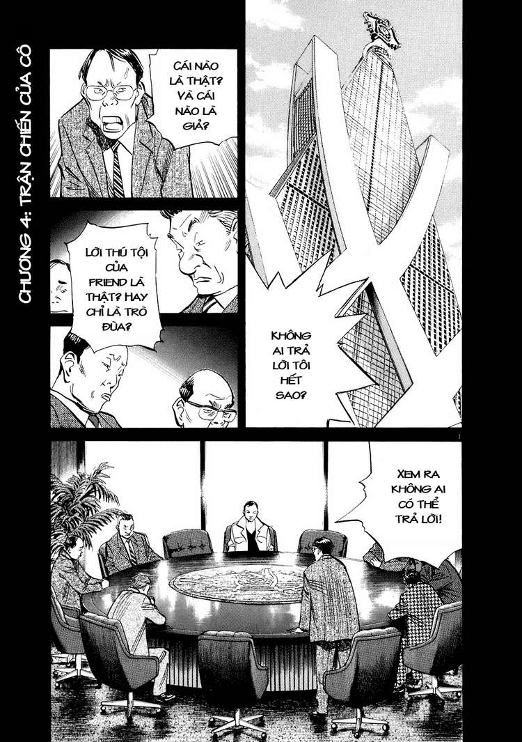 20th Century Boys chapter 240 trang 3