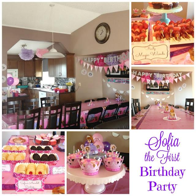 http://craftingandcreativity.blogspot.ca/2016/02/my-daughters-2nd-birthday-party-sofia.html