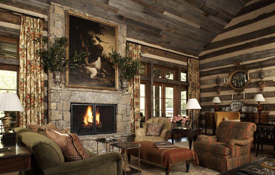 Beaux Mondes Designs Cabin Inspiration