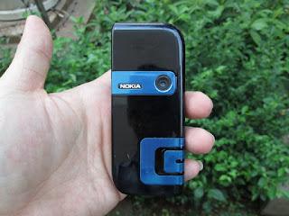 Hape Jadul Nokia 7260 Fashion Phone Seken Mulus Kolektor Item