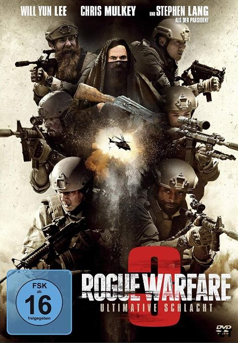 Rogue Warfare 3 : La chute d'une nation [BDRip] [Streaming] [Telecharger]