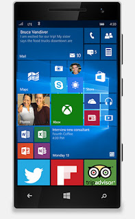 Microsoft rolling out Windows 10 Mobile to Windows Phone 8.1 devices