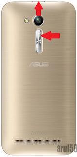 membagikan artikel terbaru dibulan september  Hard Reset Asus Zenfone Go ZB452KG