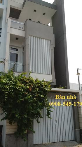Bán nhà cạnh trung tâm hành chính quận Tân Phú, 4.7x15m, 2 lầu, 4.6 tỷ