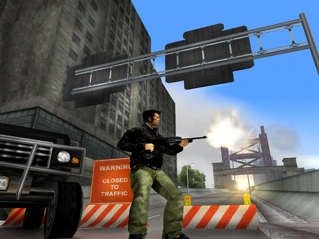 Grand Theft Auto 3 PC Game Free Download Photo