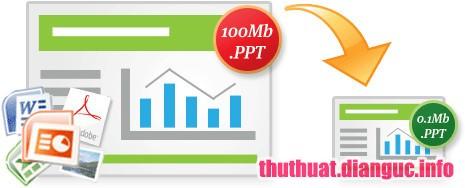 Phần mềm giảm kích thước, nén file Word, Excel, PowerPoint hiệu quả
