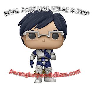 Download Soal UAS/ PAS Kelas 8 SMP Semester 1 Serta Kunci Jawaban K-13 dan KTSP