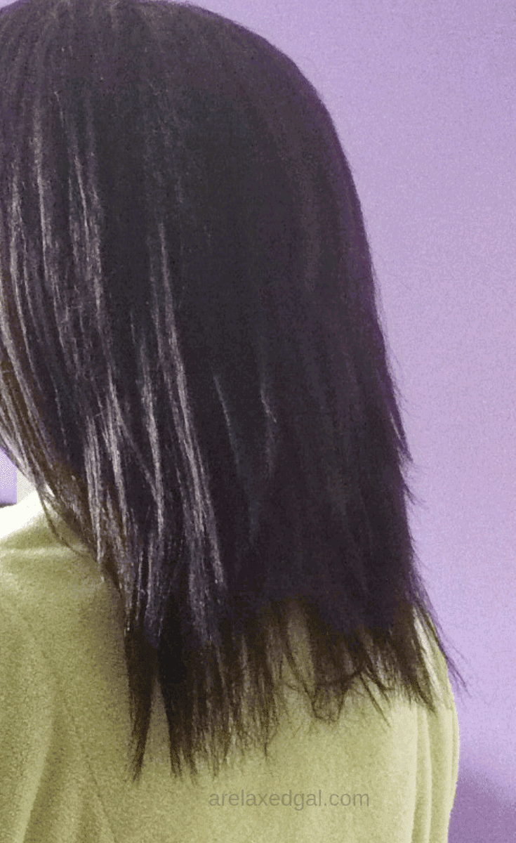 What to do when your hair is shedding | A Relaxed Gal