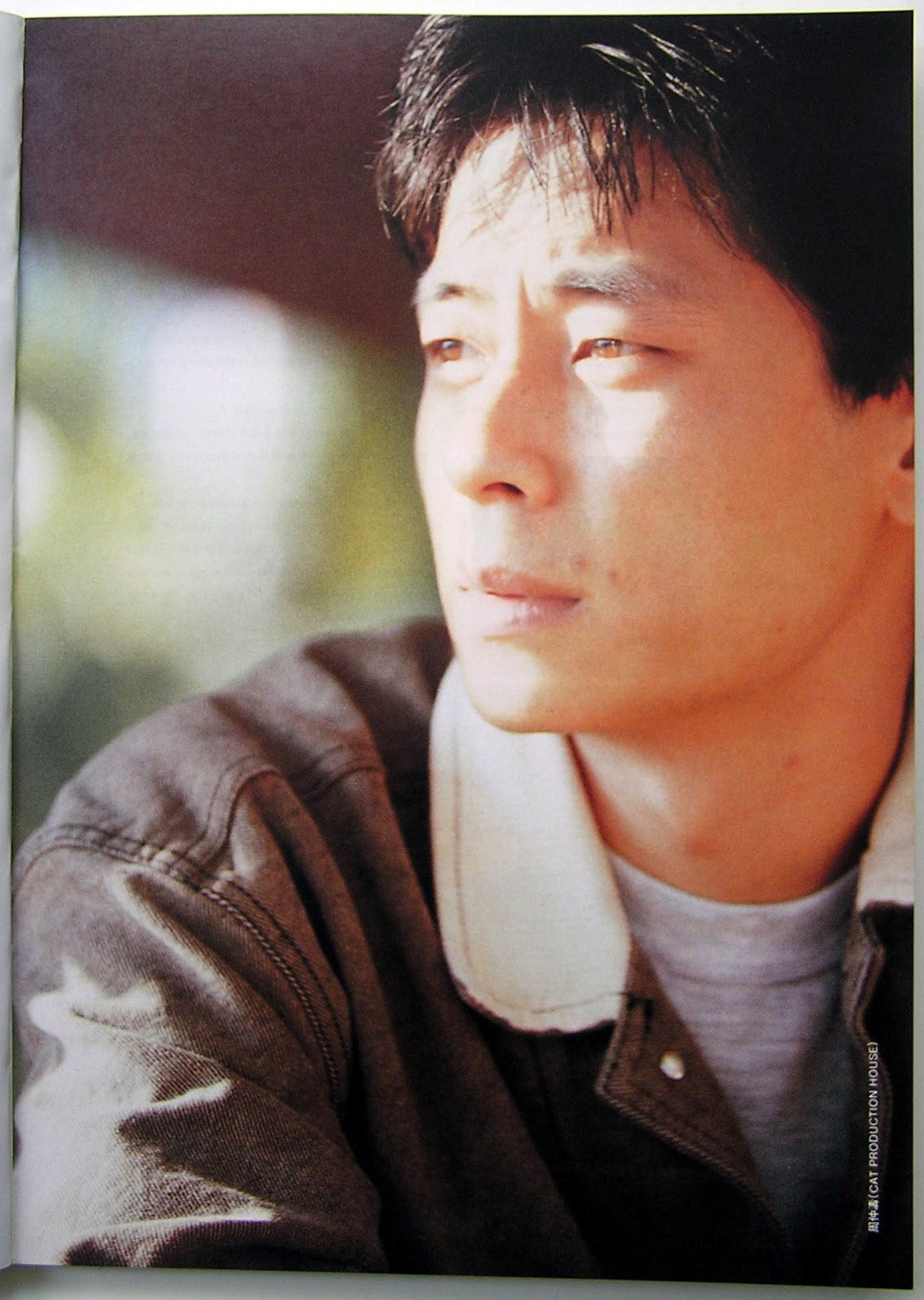 come back to love: 王傑 (1990) Top Magazine