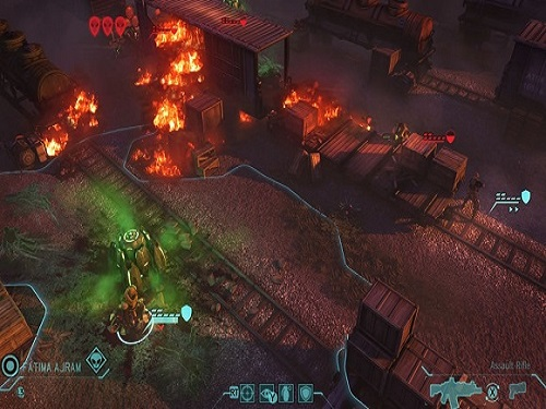 XCOM Enemy Unknown Game