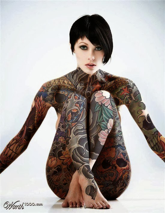 daily vibes yakuza tattoos. Black Bedroom Furniture Sets. Home Design Ideas