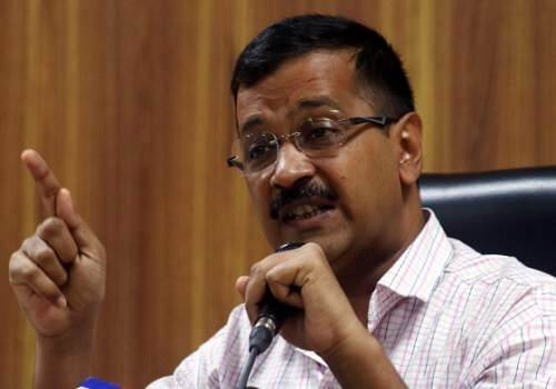 Demonetisation will change black money into white: Kejriwal