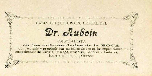 Diario de un m dico de guardia almanaque de ourense 1899 - Mueblerias en ourense ...