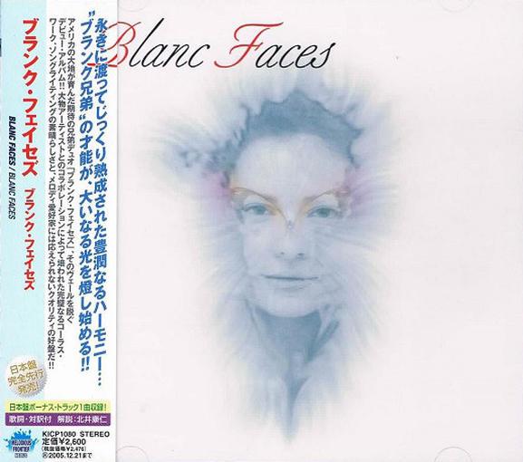 BLANC FACES - Blanc Faces [Japan Edition +1]  full